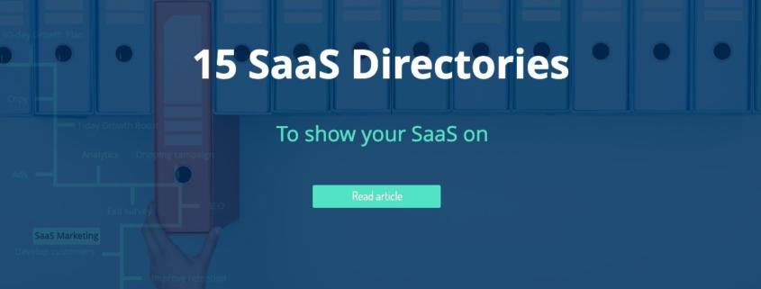 SaaS Directories