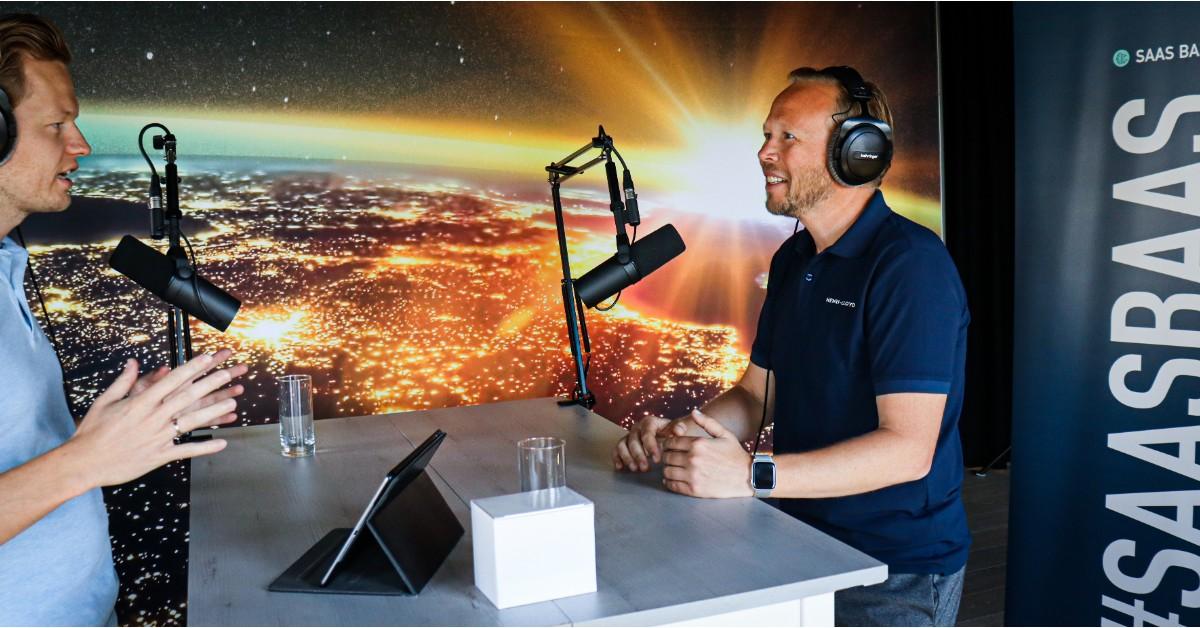 SaaS Bazen Podcast
