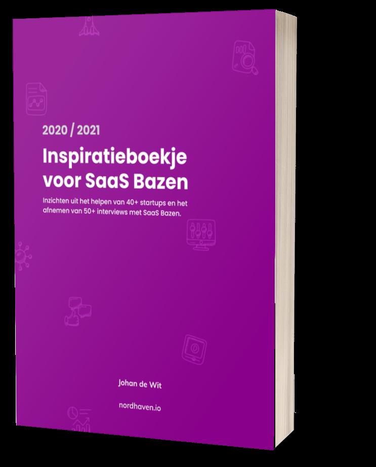 Inspiratieboekje voor SaaS Bazen