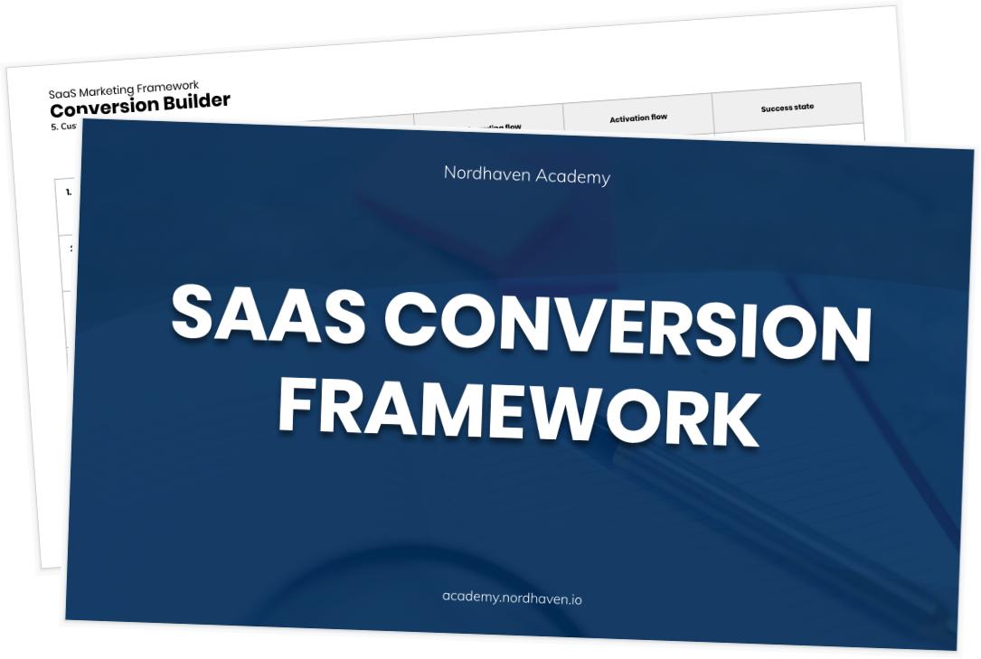 SaaS Conversion Framework