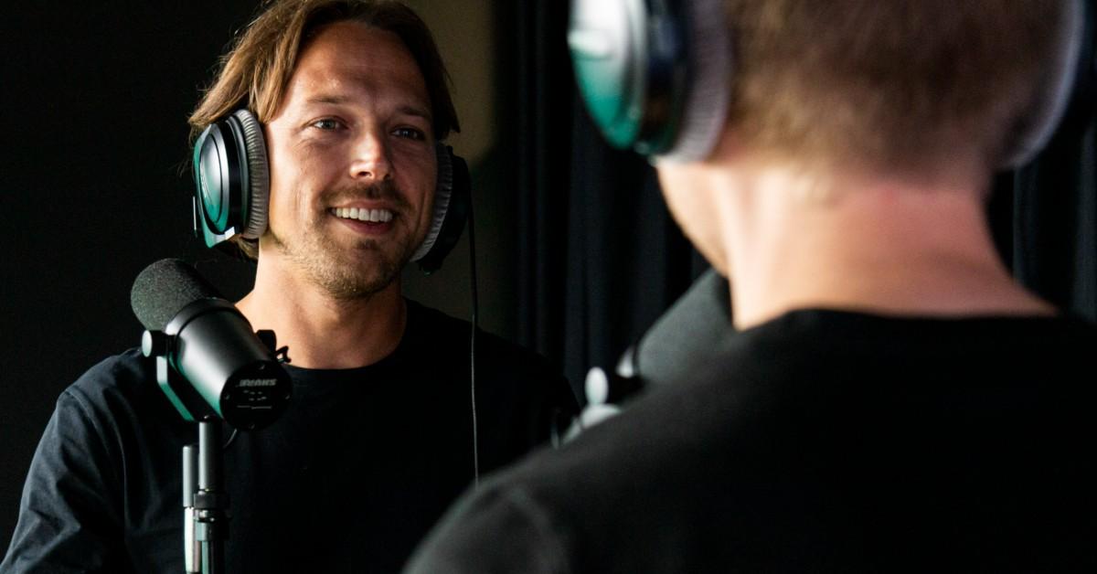 Daan Donders van SO Connect met Johan de Wit van SaaS Bazen